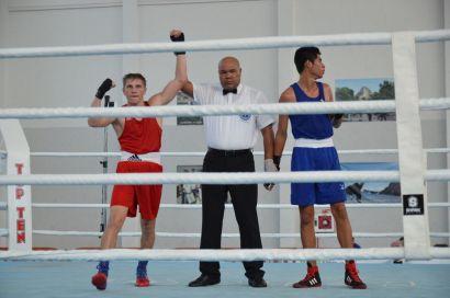 Боксёр Усть-Катава выиграл международный турнир в Испании