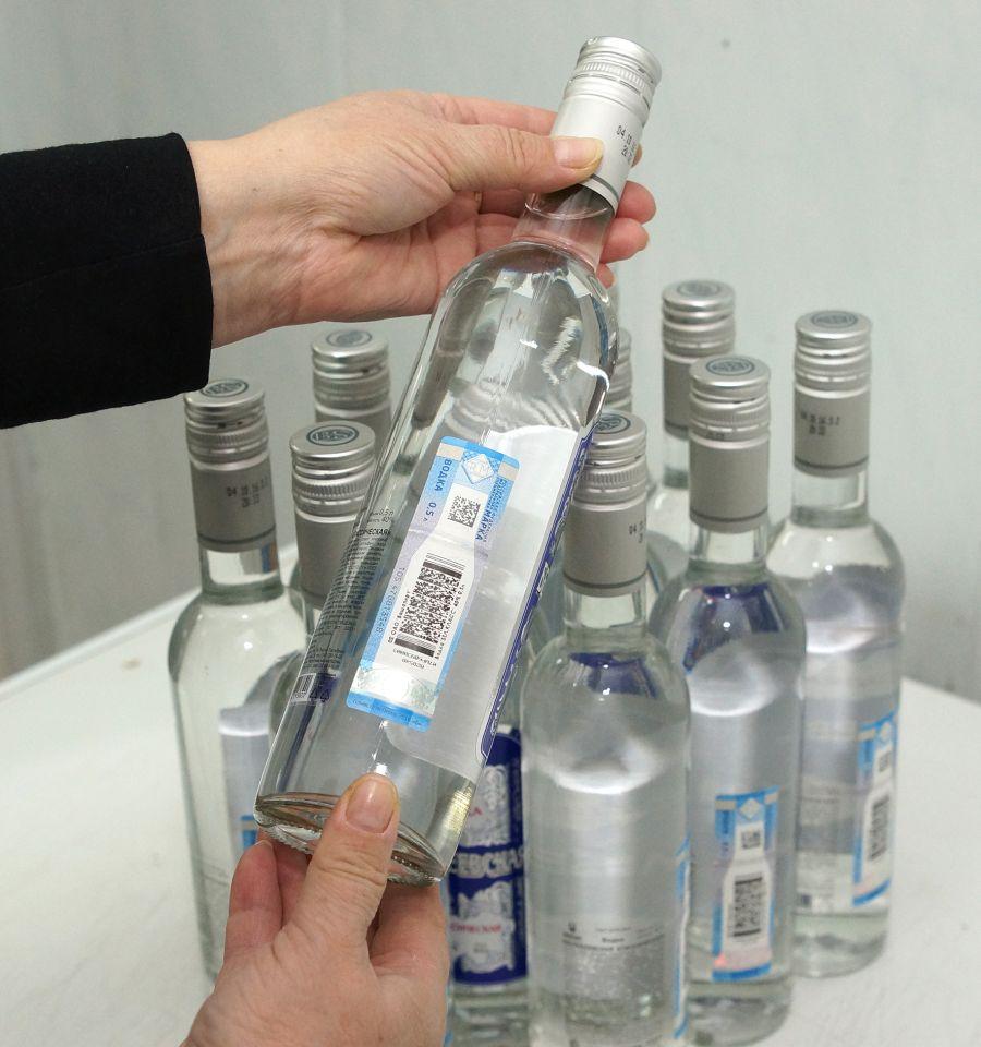 Впроцессе операции «Алкоголь» проверены 32 торговые точки