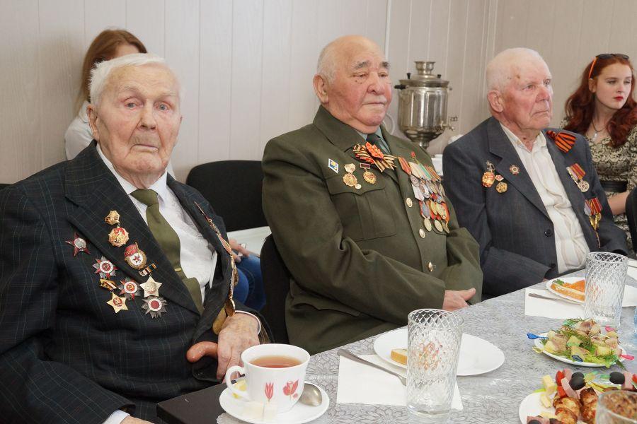 Ветеранов Челябинской области пригласили нагубернаторские приемы