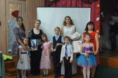 В посёлке Шубино прошёл конкурс творческих семей