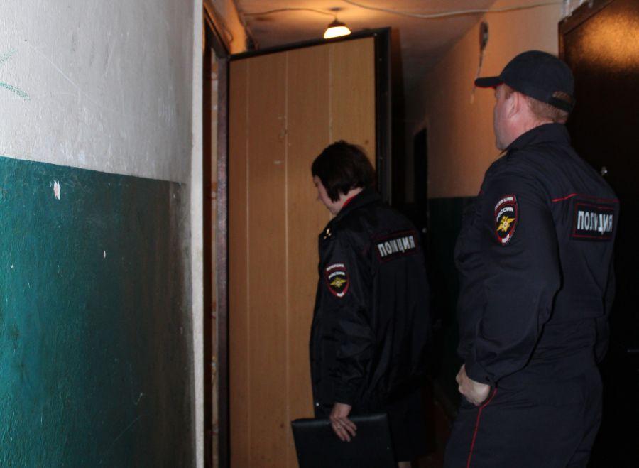 Полицейские Усть-Катава просят родителей и детей не терять головы