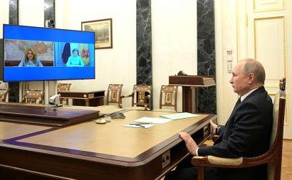 Владимир Путин готов подписать указ о праздничных днях с 1 по 11 мая