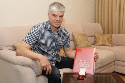 Владимир Байдаков: «Надо молодёжь слышать, предоставлять ей трибуну»