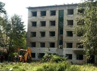 В рамках программы расселения аварийного жилья
