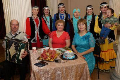 В Усть-Катаве прошёл праздник родословных «Шежере байрам»