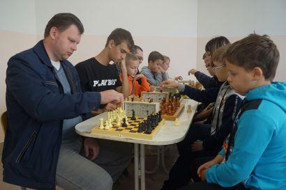 В Усть-Катаве прошли турниры по шашкам и шахматам