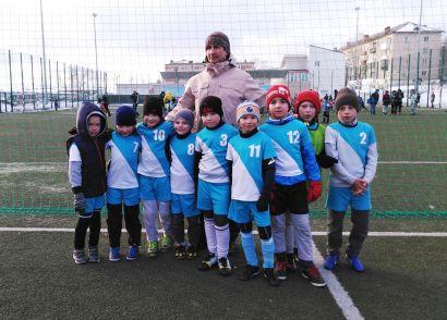 Юные усть-катавские футболисты заняли второе место на областном турнире