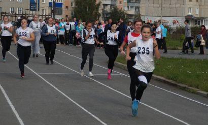В Усть-Катаве прошло массовое соревнование по кроссу