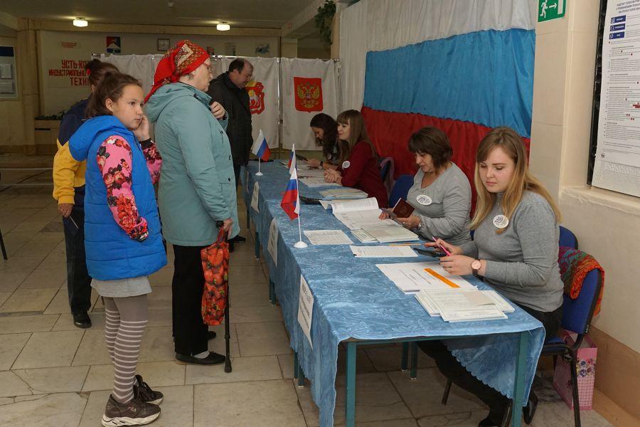 В Усть-Катаве дан старт выборам губернатора Челябинской области