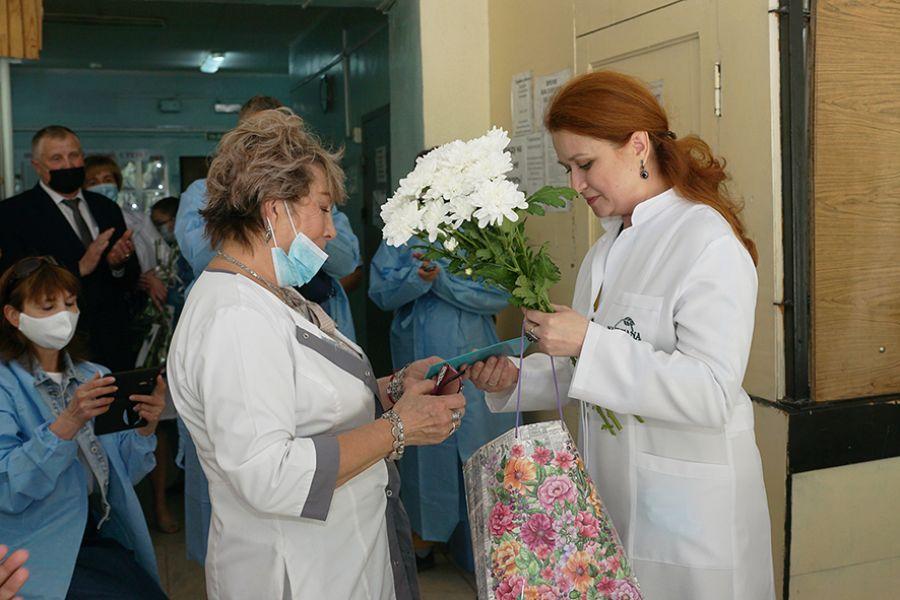 Усть-Катав посетили депутаты Законодательного собрания области