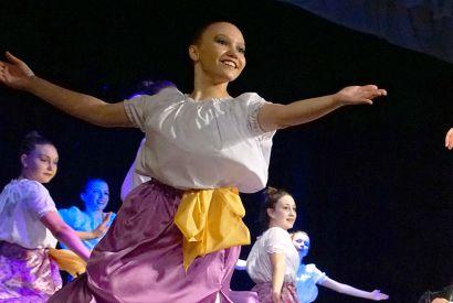 Девушка из Усть-Катава пробилась на международный танцевальный конкурс