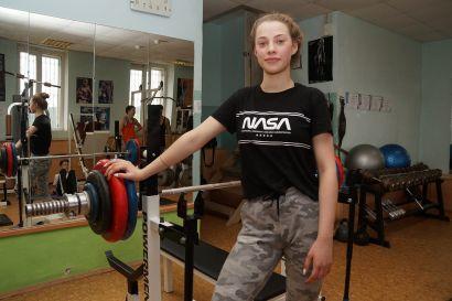 Устькатавцы успешно выступили на чемпионате области по пауэрлифтингу