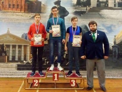 Атлеты Усть-Катава стали победителями и призёрами первенства области по пауэрлифтингу