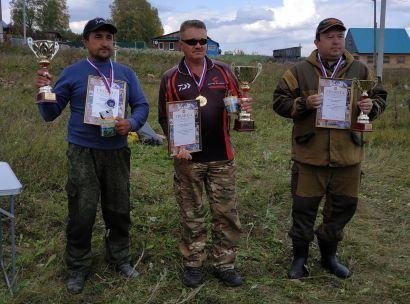 Рыболов-спортсмен Усть-Катава стал призёром чемпионата области