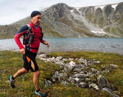 Усть-катавский марафонец выиграл многодневный горный марафон