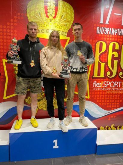 Спортсмены из Усть-Катава привезли отличные результаты с Кубка Европы по пауэрлифтингу