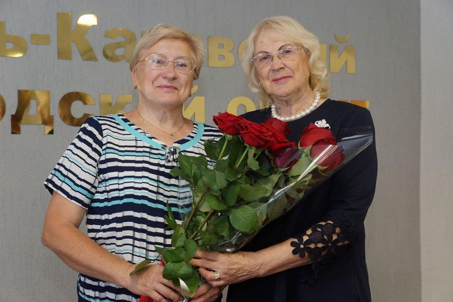 В Совете ветеранов Усть-Катава новый председатель