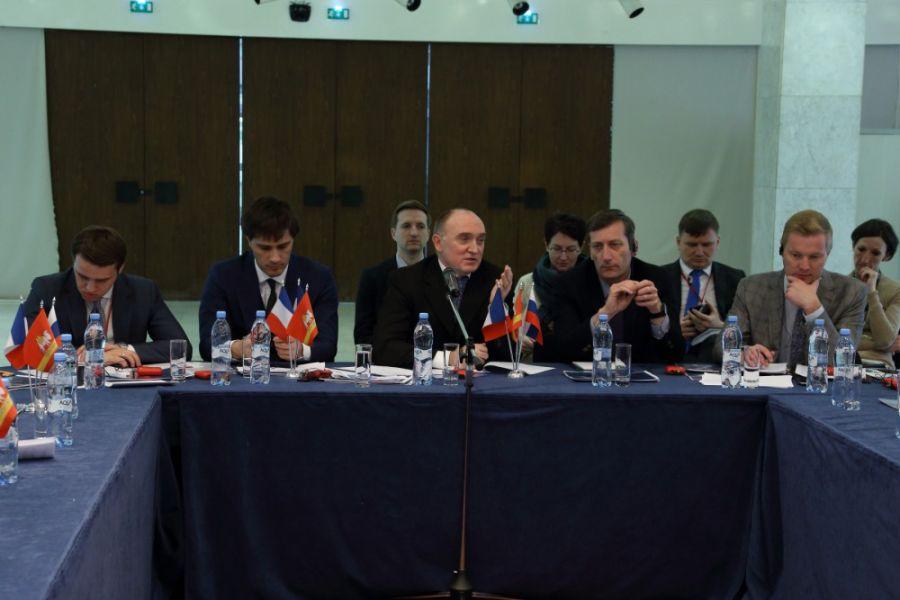 Дубровский пригласил французов кучастию вюжноуральских проектах