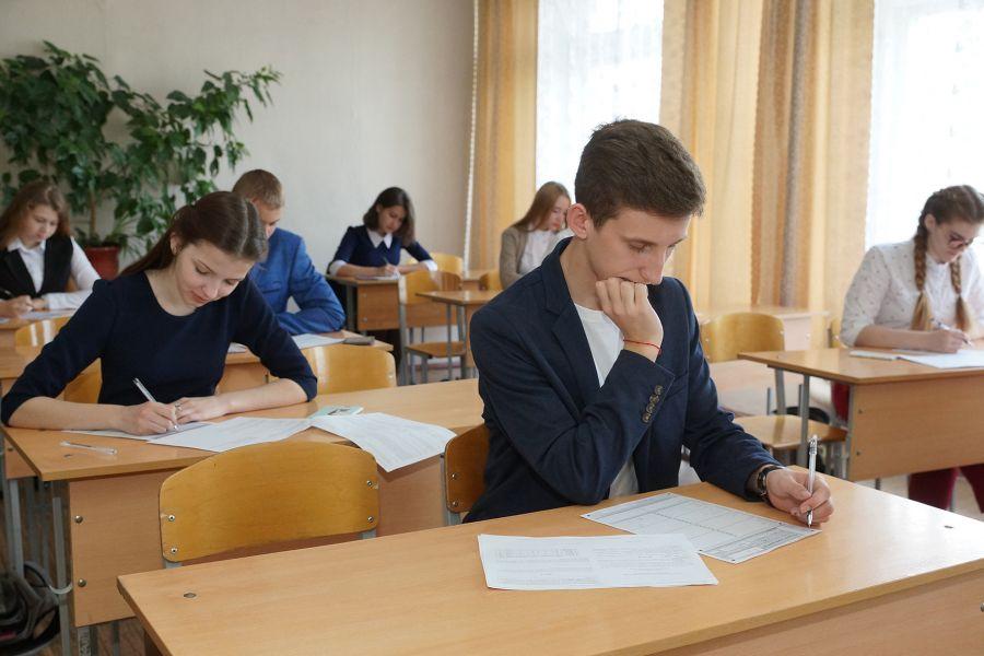 ВБашкирии около четырёх тыс. выпускников напишут сегодня 1-ый ЕГЭ