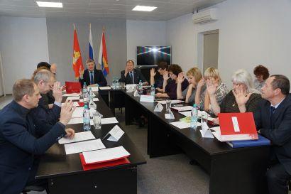 В Усть-Катаве состоялось очередное заседание Собрания депутатов