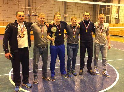 Волейболисты Усть-Катава выиграли Кубок области