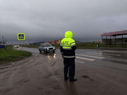В Усть-Катаве не снижается количество ДТП с участием пешеходов