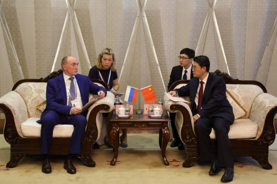 Стенд Южного Урала признали лучшим наРоссийско-Китайском ЭКСПО