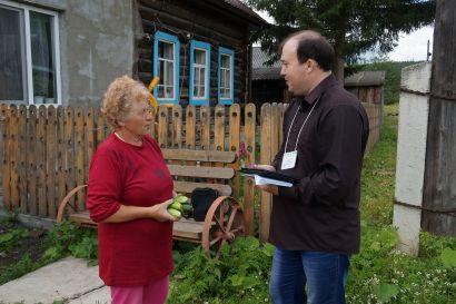 Получил возможность увидеть, как люди живут в деревне