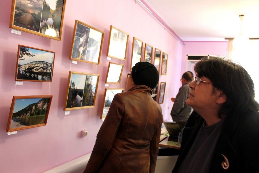 В Усть-Катаве открылась выставка, посвящённая Всемирному дню туризма