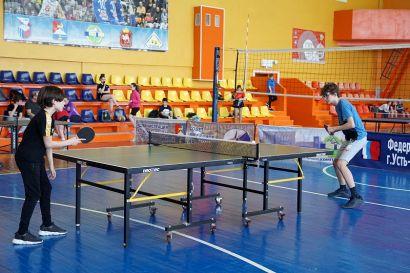 В Усть-Катаве состоялся теннисный турнир, посвящённый Дню космонавтики
