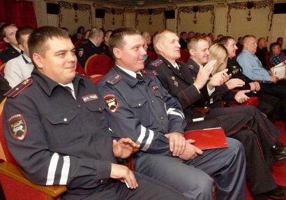 В Усть-Катаве отметили День сотрудника органов внутренних дел